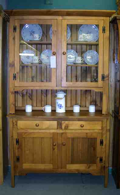 Dining Room Hutch  Inches Wide